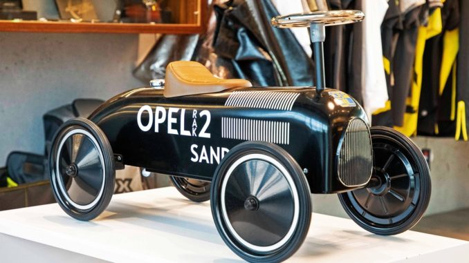 I regali di Natale della Opel Collection