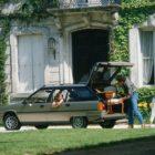 Citroen BX Break, 1986