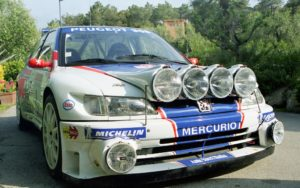 Peugeot. L'antenata della 308 vincente nelle competizioni…