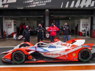 Formula E. Mahindra è il primo team ad aderire alla Gen3