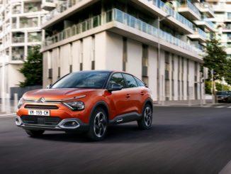 Le tecnologia per la sicurezza di Nuova Citroën C4 e Nuova Citroën ë-C4 - 100% ëlectric