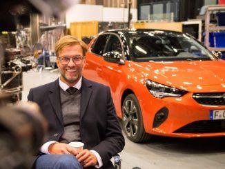 """Il testimonial Opel Jürgen Klopp fa il bis, è vince ancora il premio """"Best FIFA Men's Coach"""""""