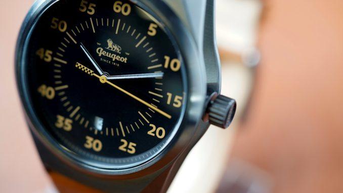 Tre nuovi orologi firmati da Peugeot