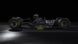 Peugeot e TOTAL svelano l'Hypercar LMH per il Campionato del Mondo FIA-WEC