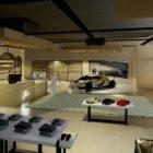 Progetto Show room FV Frangivento Medio Oriente 1