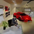 Progetto Show room FV Frangivento Medio Oriente 3