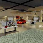 Progetto Show room FV Frangivento Medio Oriente 4