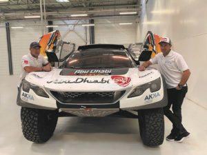 Nuove energie anche per la Dakar