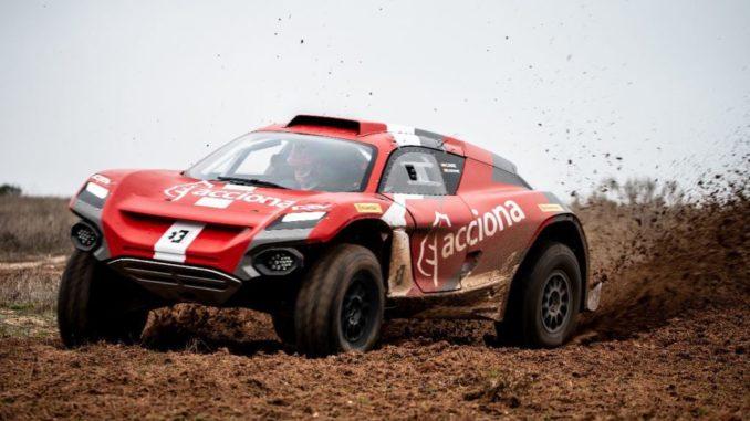 Acciona | Sainz XE Team e QEV Technologies gareggeranno in Extreme E.