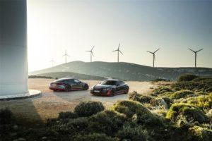 Via alla produzione e prenotazioni online di Audi e-tron GT