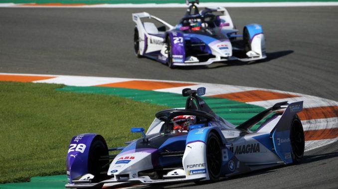 BMW interromperà il suo coinvolgimento nell'ABB FIA Formula E World Championship