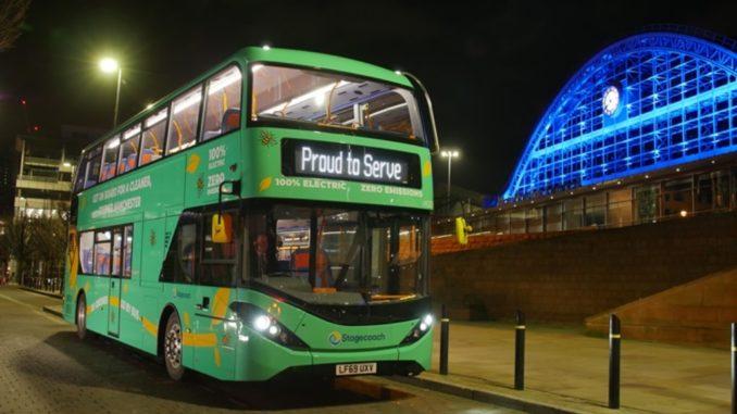 Partnership di BYD e ADL per la fornitura di e-bus per Greater Manchester