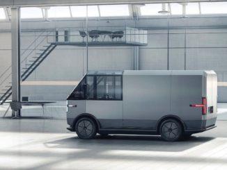 Canoo presenta il suo furgone elettrico