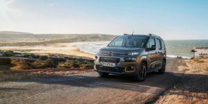 Citroën e Rip Curl presentano la nuova serie speciale