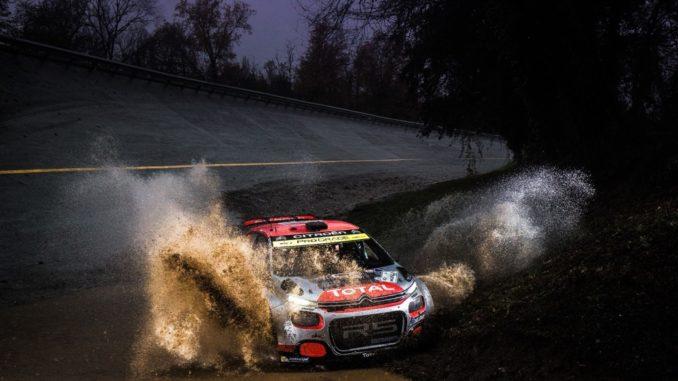Mads Østberg e Torstein Eriksen sono Campioni del Mondo WRC2 con Citroën C3 R5