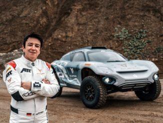 Il team ABT Cupra XE Extreme E conferma Claudia Hürtgen