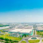 The MEB plant in Foshan.