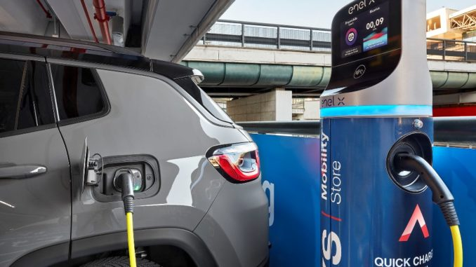 Nuovi punti ricarica presso i Leasys Mobility Store a Malpensa e Linate