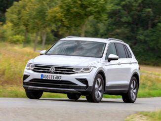 Volkswagen Tiguan eHYBRID plug-in ordinabile in Italia