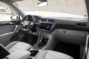 Volkswagen Tiguan eHYBRID plug-in ordinabile in Italia