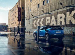 Peugeot elettrificate per le nuove esigenze in città