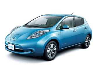 Happy Birthday Nissan Leaf!