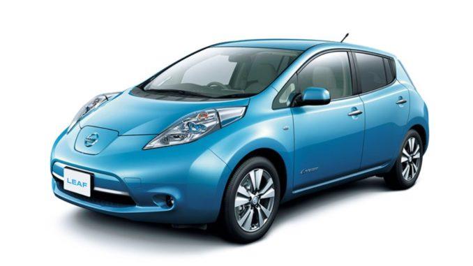 Happy Birthday Nissan Leaf!