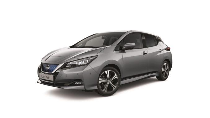 Nissan LEAF MY20: ancora più tecnologie di connettività e sicurezza