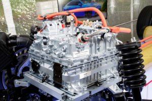 Seconda generazione della Toyota Mirai