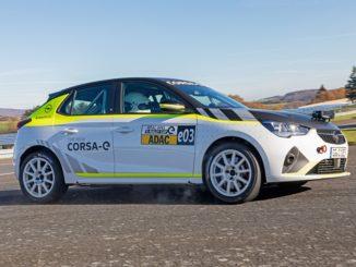 Conclusi con successo i test della Nuova Opel Corsa-e Rally