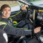 Marijan Griebel im Opel Corsa-e Rally (11/2020)