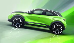 Nuovo Opel Mokka presentato dai designer Opel