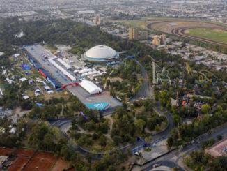 Santiago E-Prix Formula E 2021