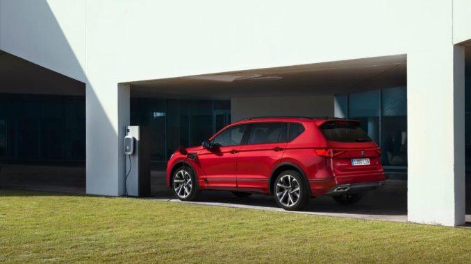Avviata la produzione del SUV Seat Tarraco e-HYBRID