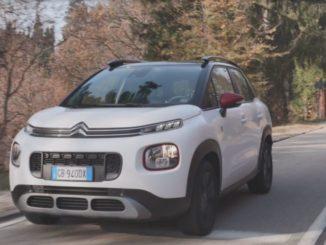 La personalità decisa del SUV Citroën C3 Aircross
