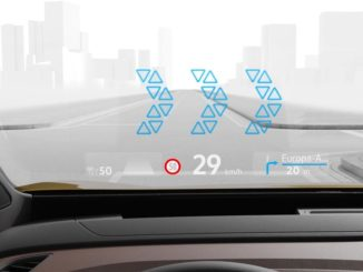 Volkswagen ID e il tecnologico head-up display a realtà aumentata