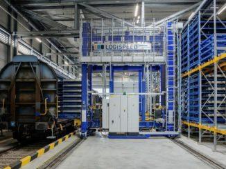 Sistema logistico sostenibile per le batterie di Volkswagen ID.3 e ID.4