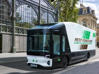 Il Gruppo Petit Forestier costruirà 1.000 veicoli Volta Zero refrigerati