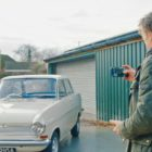 "Richard Hammond and his Opel Kadett A ""Oliver"""