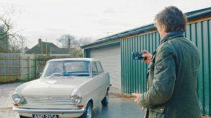 Richard Hammond e la sua Opel Kadett