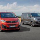 Opel Zafira-e Life & Opel Vivaro-e
