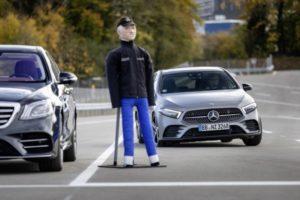 test Center di Immendingen del Gruppo Daimler