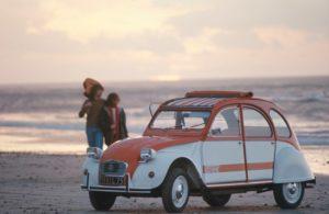 Storia. Le origini della serie speciale Citroën 2CV Spot