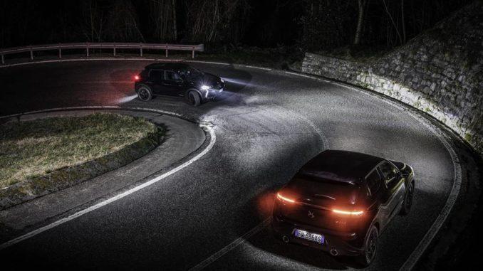 Evoluzione tecnologica dei fari di DS Automobiles