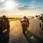Energica RS Line Up – credit Lorenzo Concari