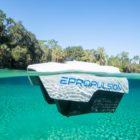 Floatable Battery