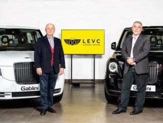 LEVC nel mercato ungherese con Gablini Automotive Group di Budapest