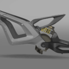 Lacama-Italian-Volt-Electric-Motorbike_Frame