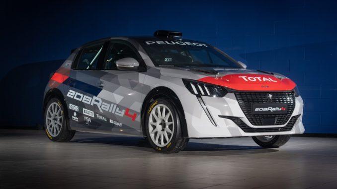 Peugeot pronta per la 42esma edizione del Peugeot Competition 2021