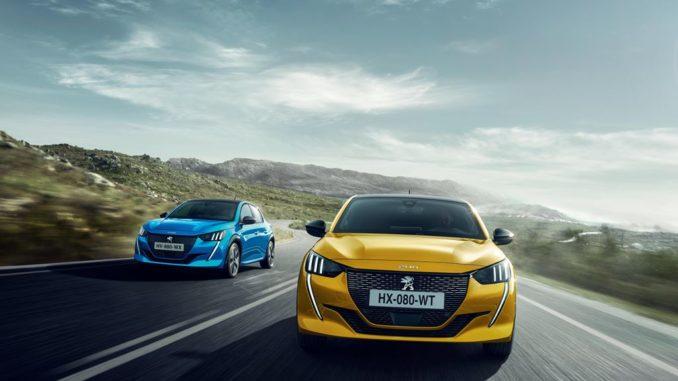 Due modelli Peugeot conquistano le donne